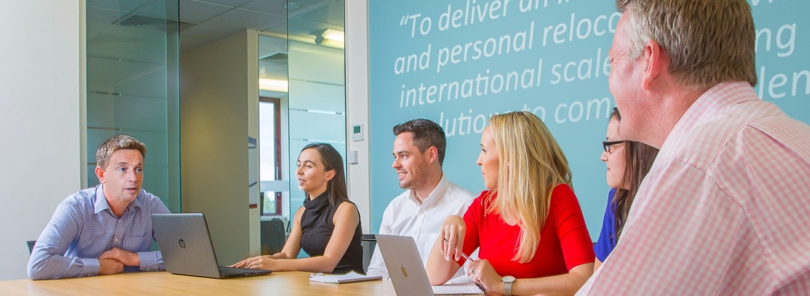 Corporate Relocation Specialists