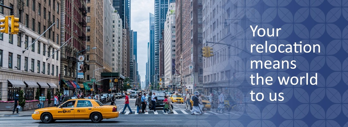 Corporate Relocation Services | New York